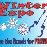 Winter Expo Banner- curves