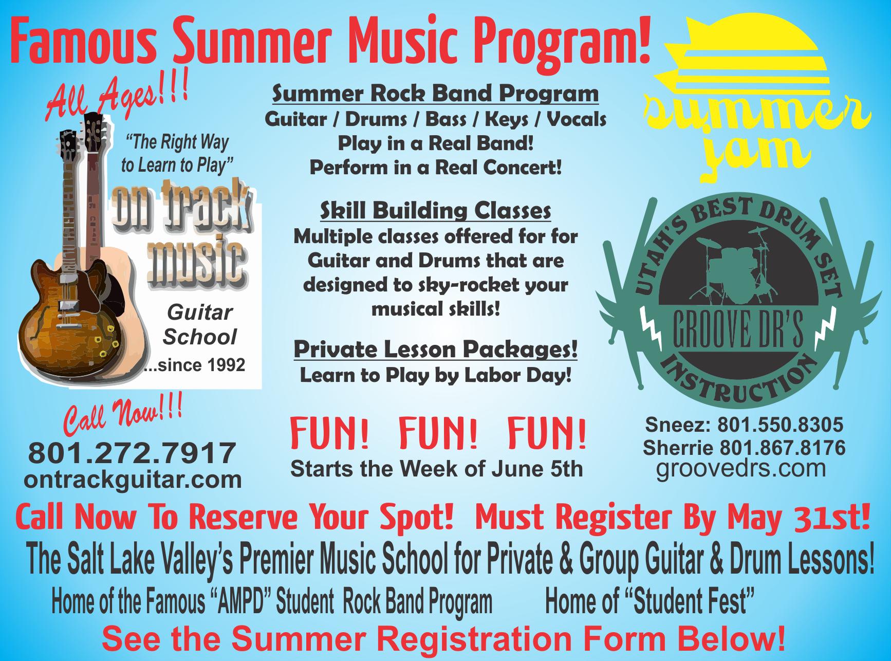 Summer web postacard